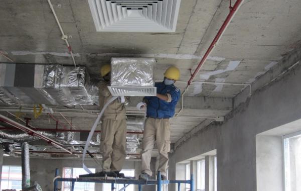 thi công lắp đặt hệ thống điện lạnh