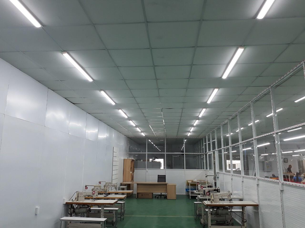 thiết kế thi công điện nhà xưởng