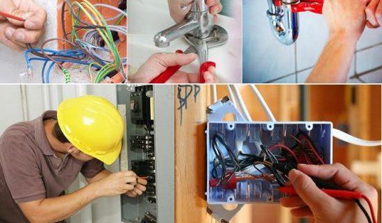 phong thủy lắp đặt điện nước